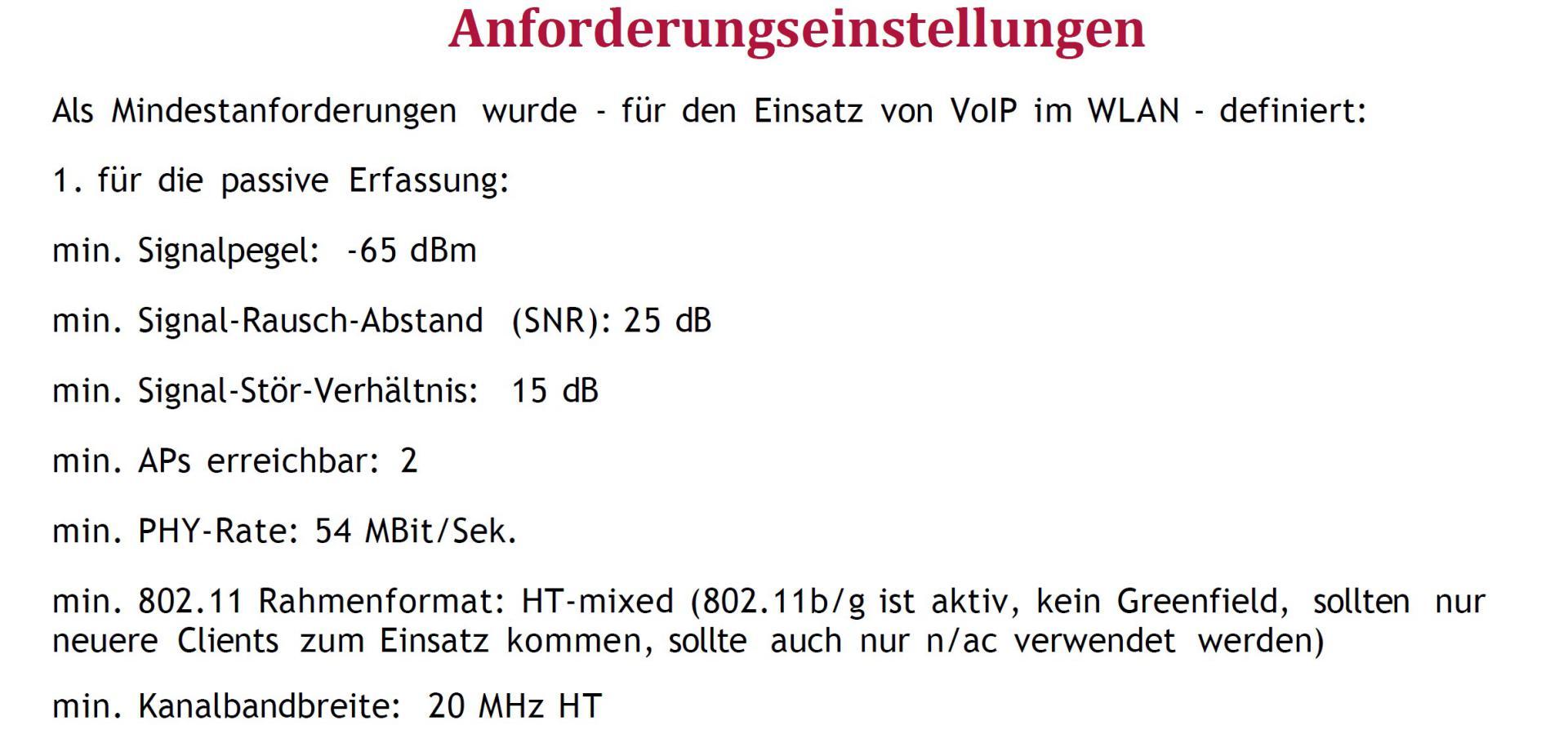 meconet e.K. ::: Wireless LAN :::
